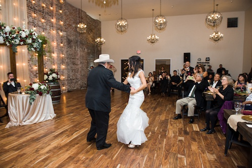 Grandfather Bride Dance
