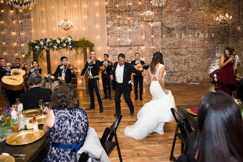 Wedding Mariachi Dancing