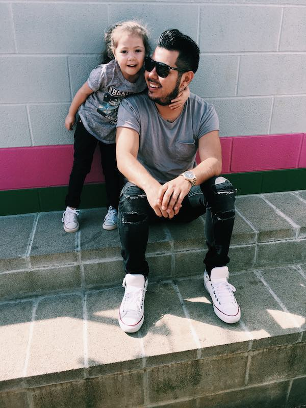 Daddy And Daughter Matching Outfits
