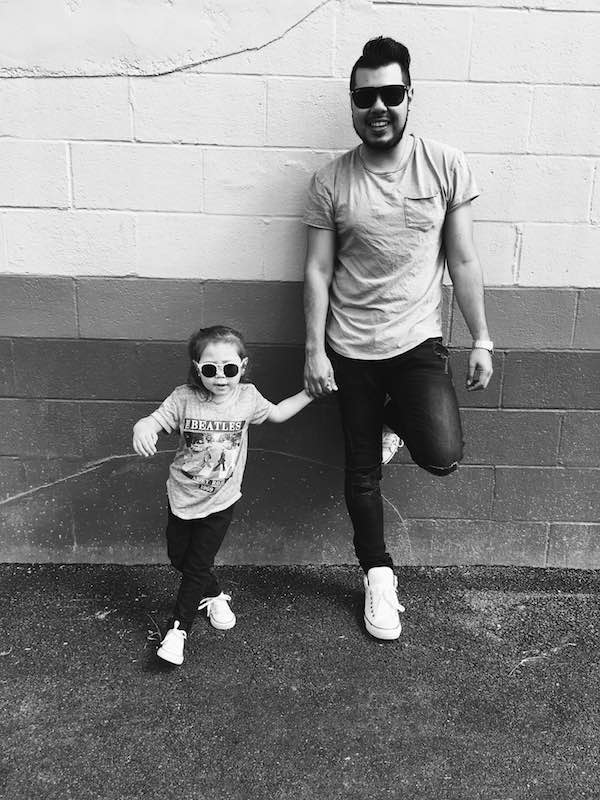 Daddy And Daughter Shades
