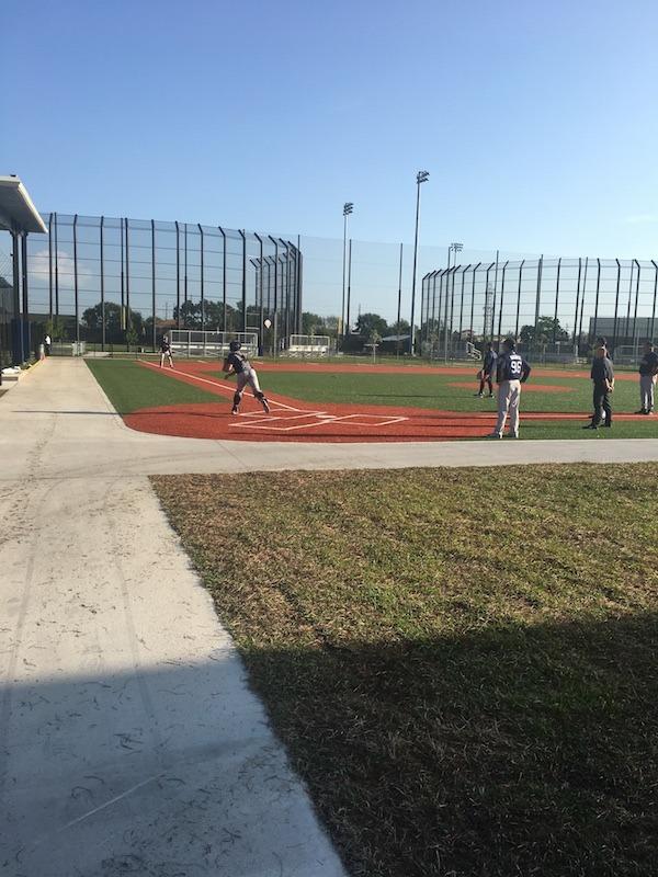 Houston Astros Spring Training Practice