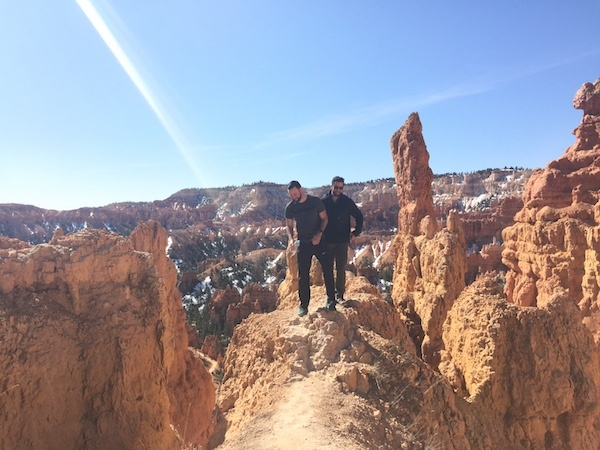 Brother Bryce Canyon