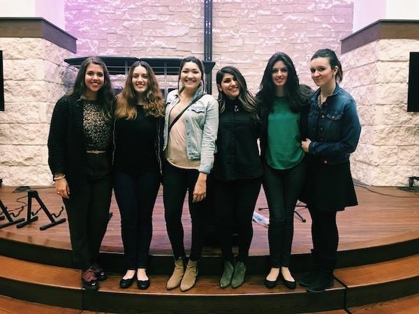 Ladies at HFBC Español Campus!