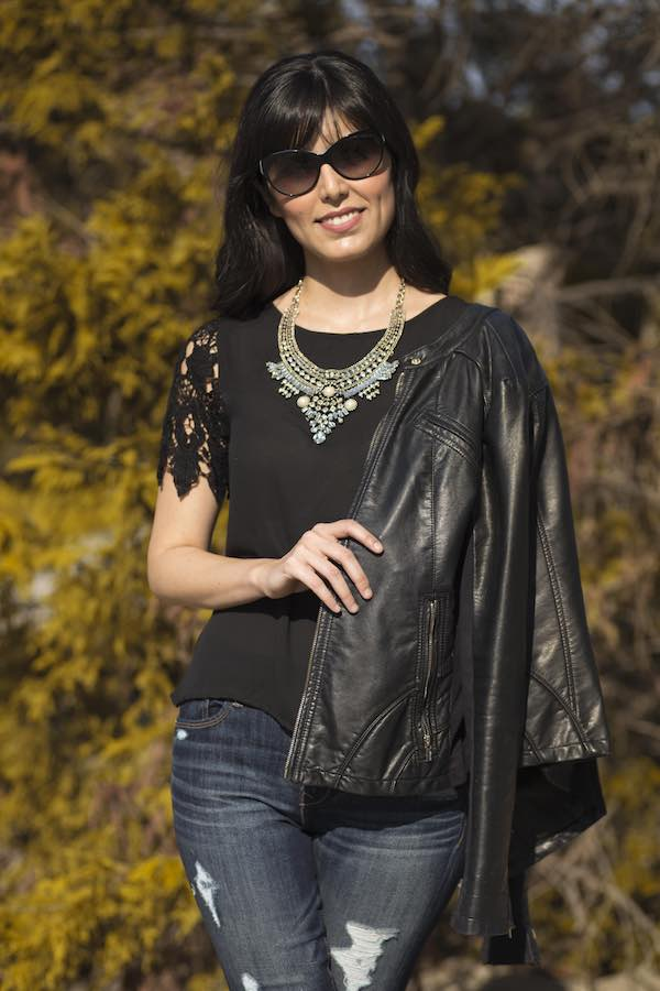 Lani Accesorios Statement Necklace