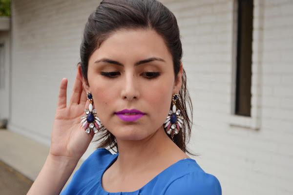 Lani Accesorios Statement Earrings