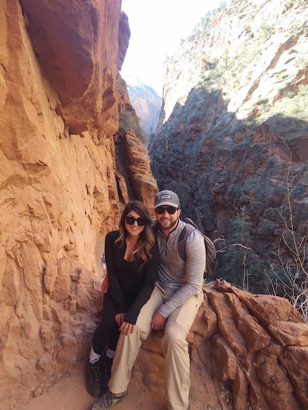 Zion National Park Hiking