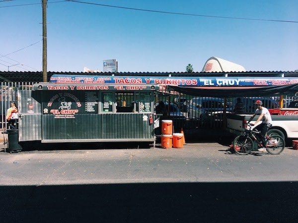 tacos in Culiacan