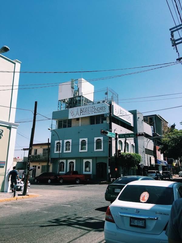 buildings in Culiacan