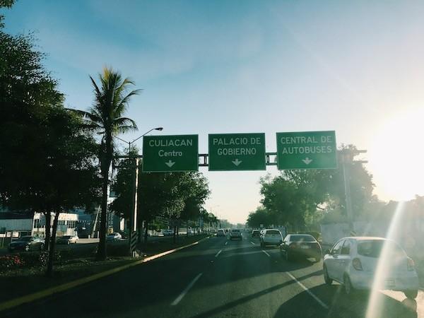 leaving culiacan