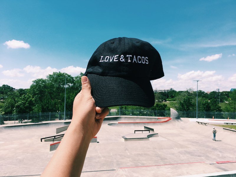 Love and Tacos Dad Hat Giveaway 10