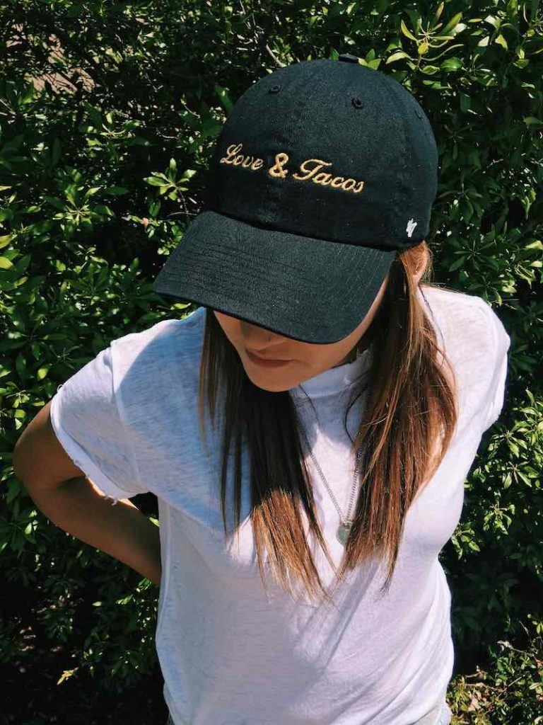 Love and Tacos Dad Hat Giveaway 3