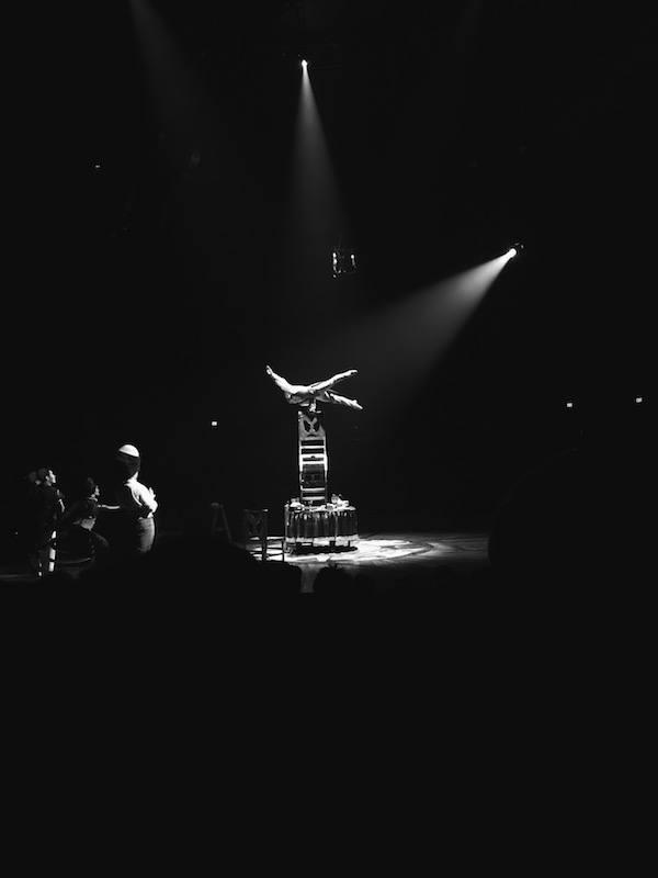 Kurios Cirque Du Soleil Houston Acrobat Stunt