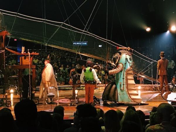 Kurios Cirque Du Soleil Houston Character Costumes
