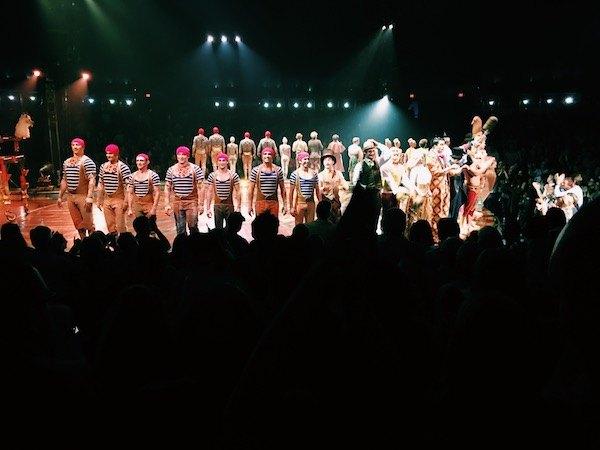 Kurios Cirque Du Soleil Houston Altar Call