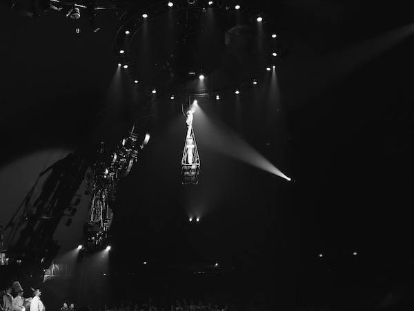 Kurios Cirque Du Soleil Houston Stunt