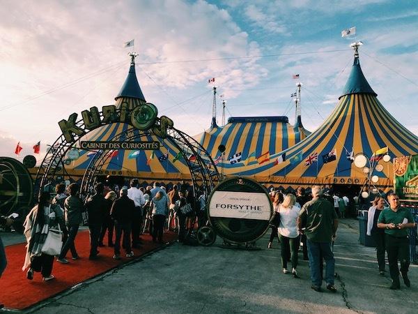 Kurios Cirque Du Soleil Houston