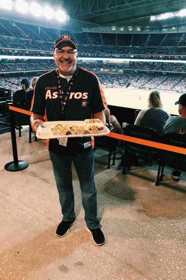 Happy Taco Baseball
