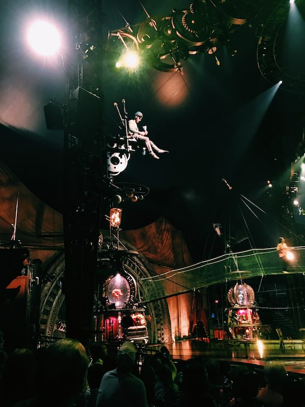 Kurios Cirque Du Soleil Houston Character