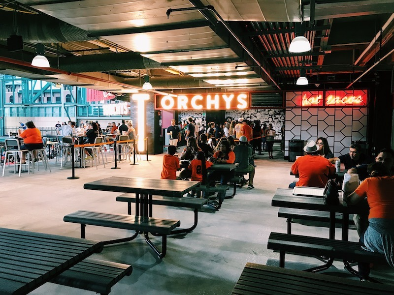 Torchy's Tacos At Minute Maid Park