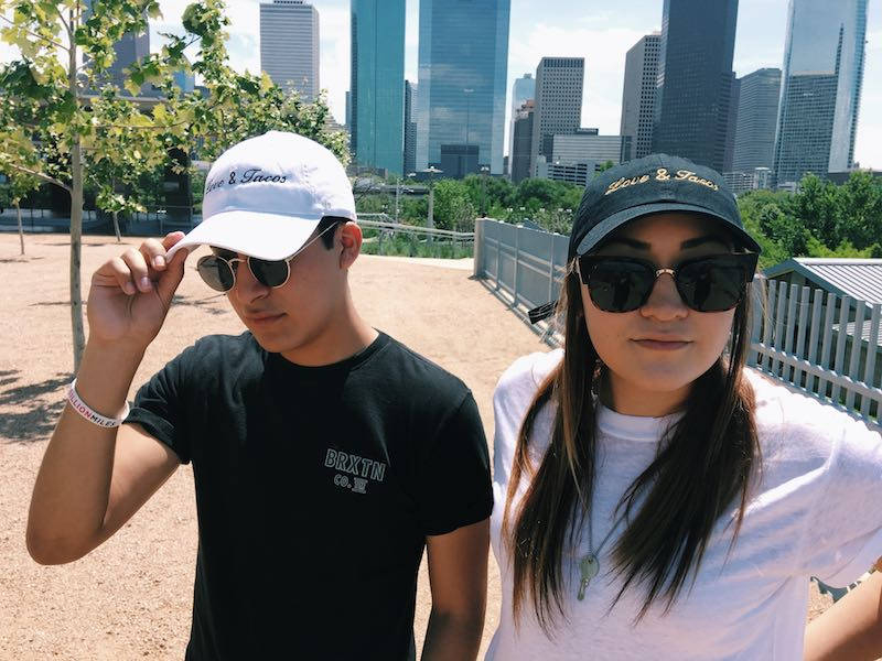 Love and Tacos Dad Hat Giveaway 15