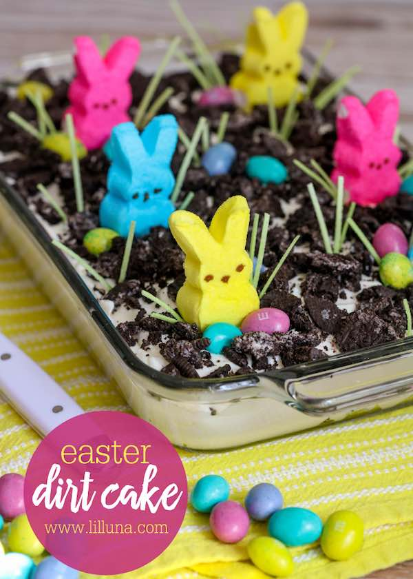 Four Desserts We'll Be Making This Easter 2