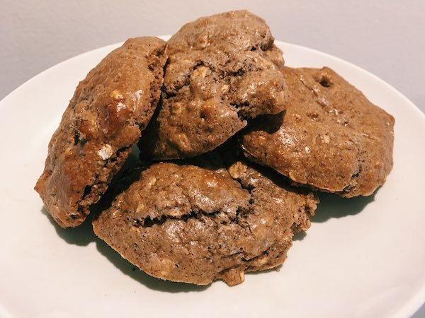 delicious protein filled cookies