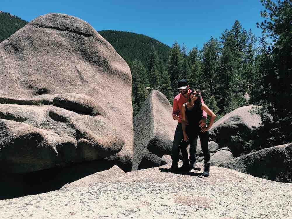 Boulder Posing