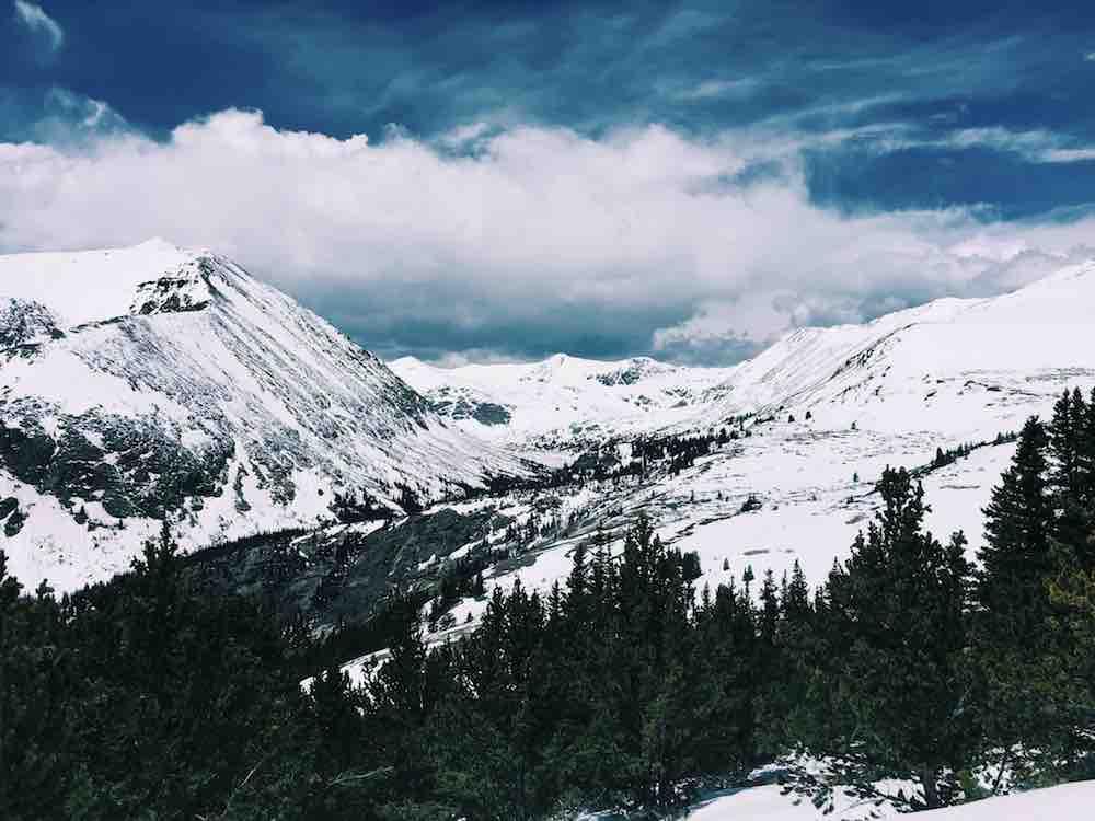 Beautiful Brekenridge Mountains
