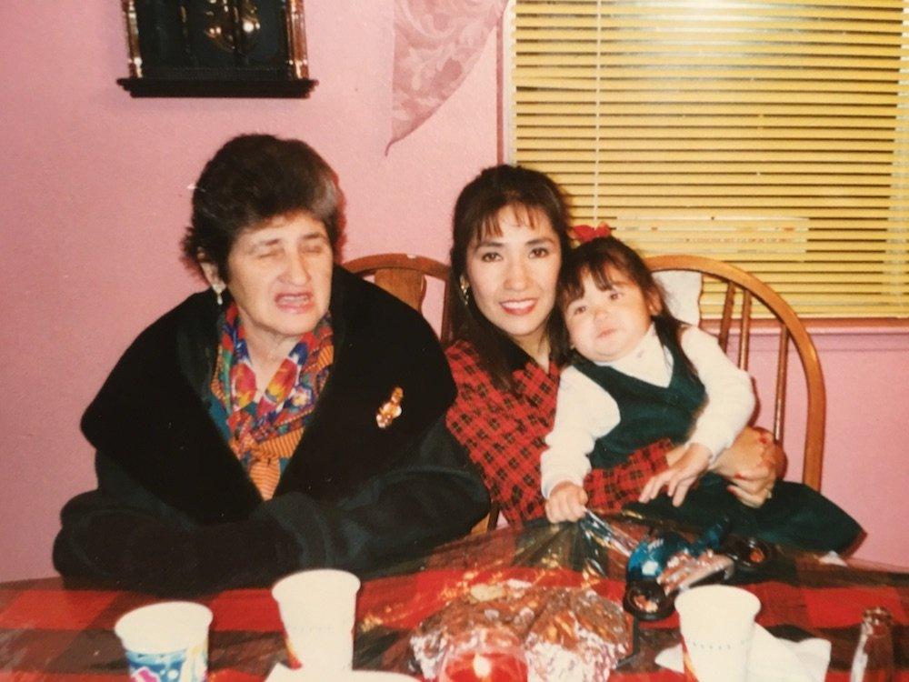Nana, Mom And Sami