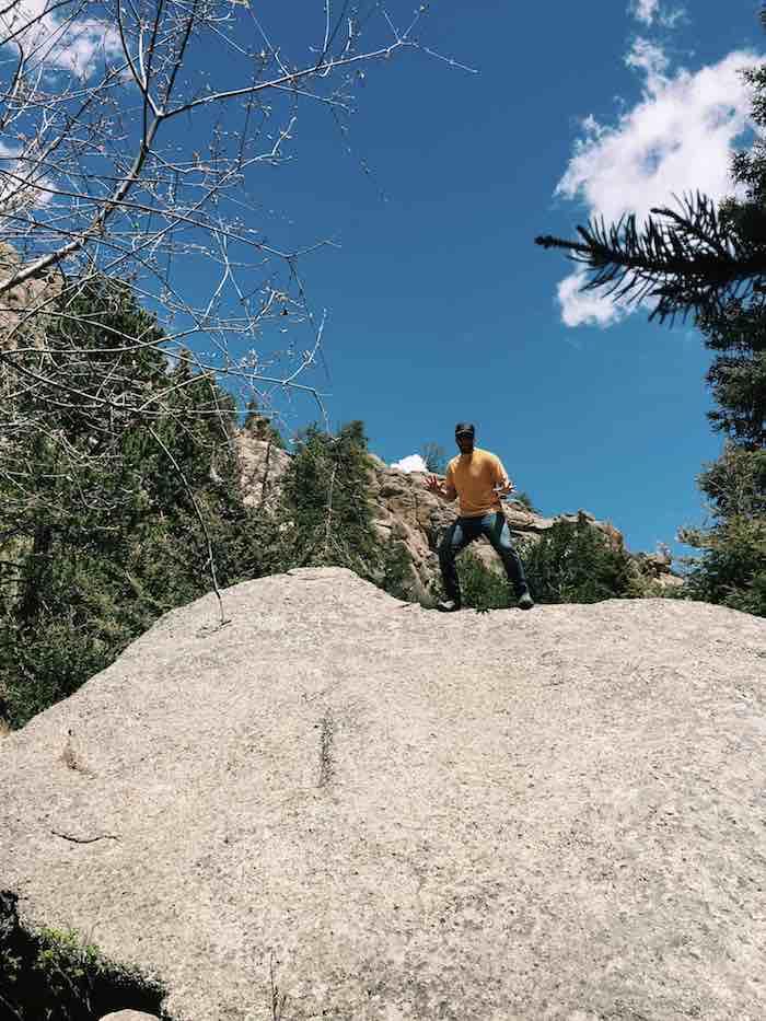 My Mountain Man In Colorado