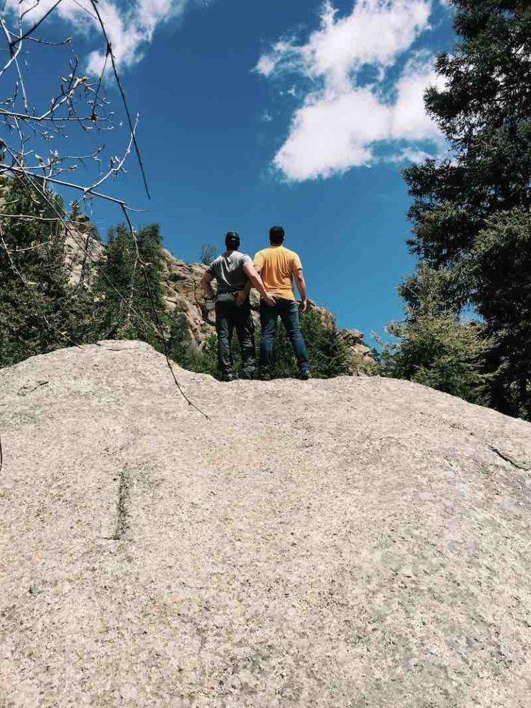 Brothers In Colorado