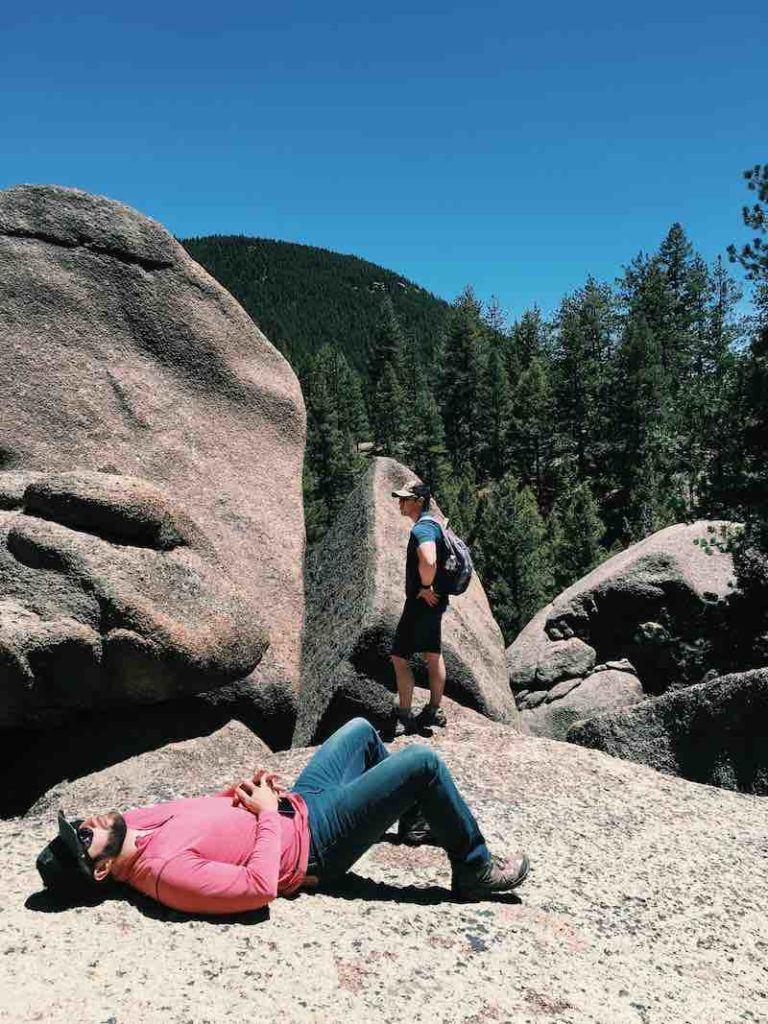 Boulder Relaxing