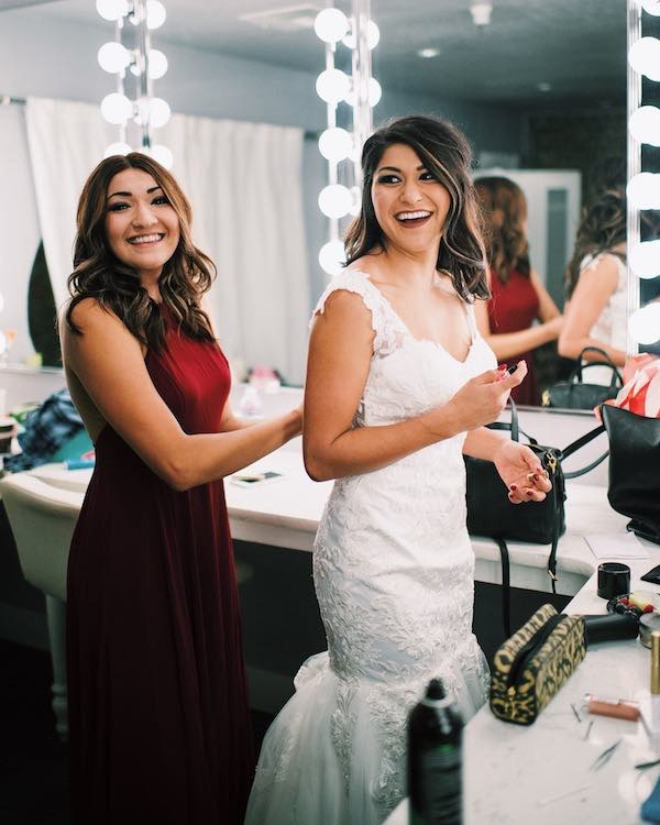 Quimi's wedding day!