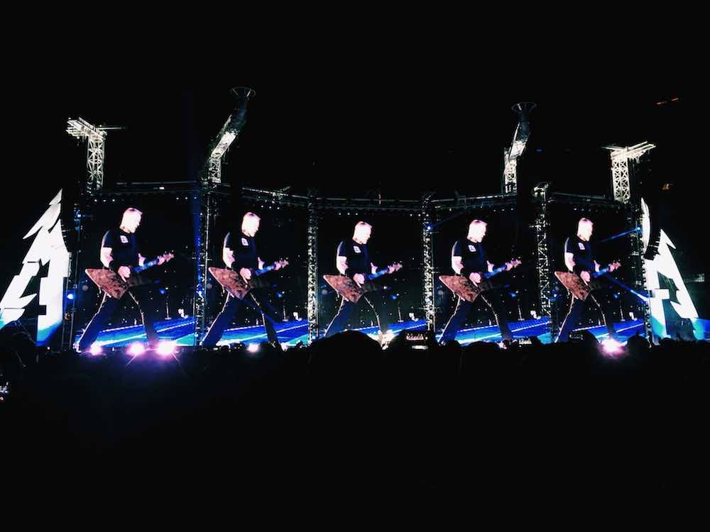 Metallica Singer