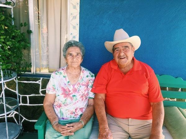 Living a Thankful Life - 'Buelito Maximino Alaniz 16