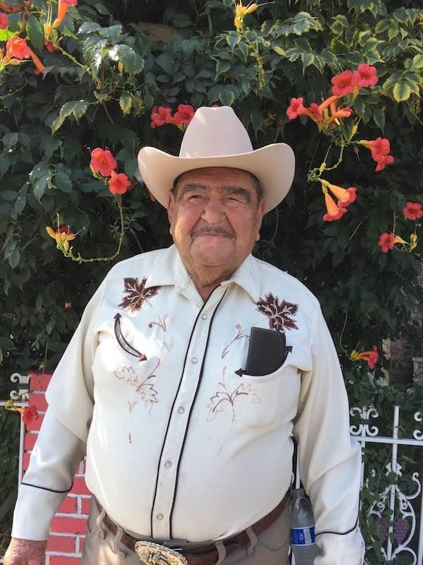 Living a Thankful Life - 'Buelito Maximino Alaniz 1