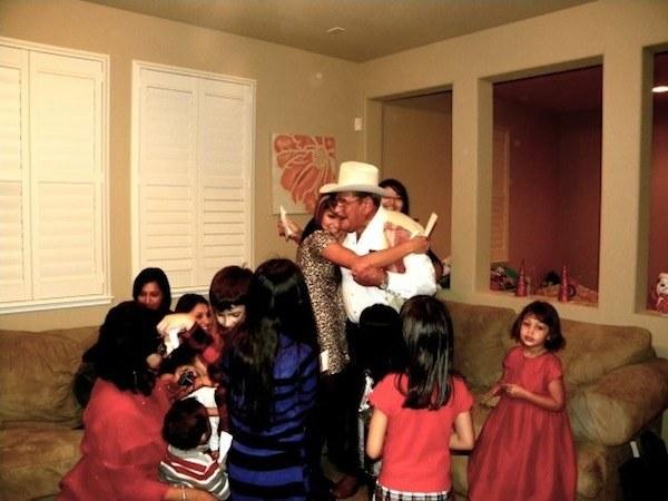 Living a Thankful Life - 'Buelito Maximino Alaniz 4