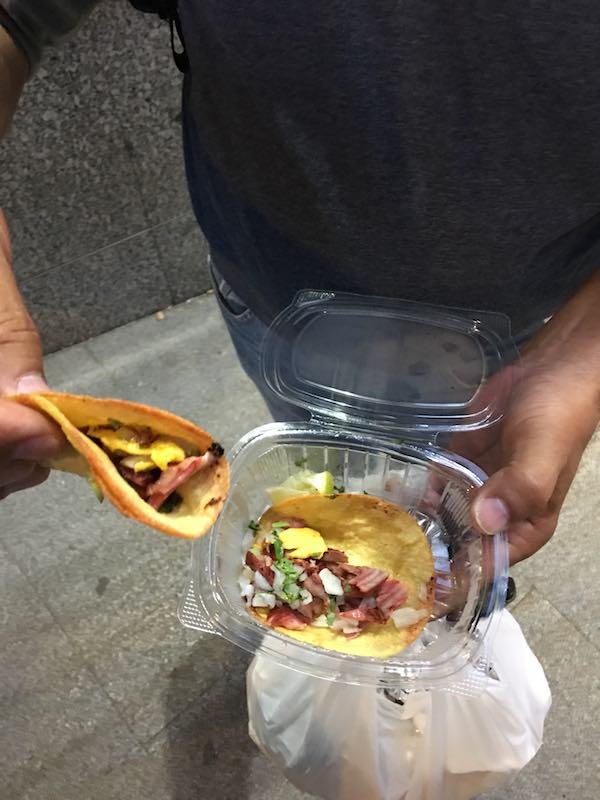 Tacos Taqueria Mi Ciudad