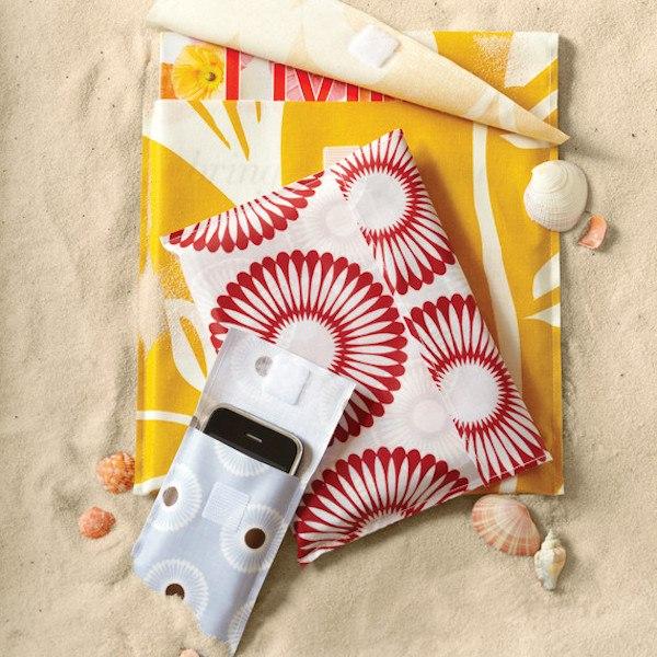 Martha Stuart Beach Covers