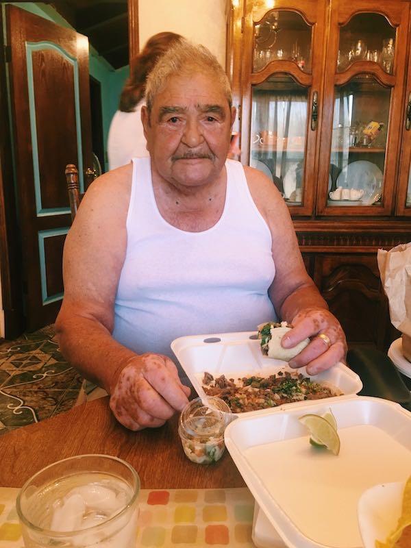 Living a Thankful Life - 'Buelito Maximino Alaniz 10