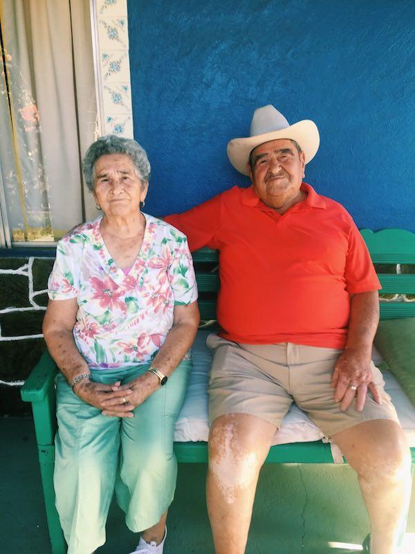 Living a Thankful Life - 'Buelito Maximino Alaniz 15
