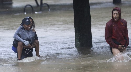 Houston Floods Hurricane Harvey