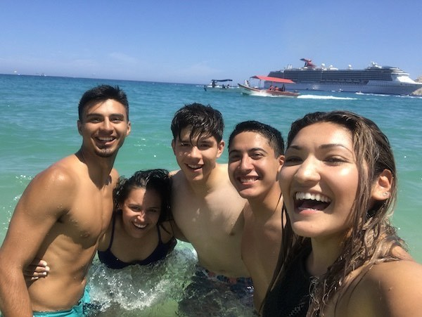 Unwinding in Los Cabos 10