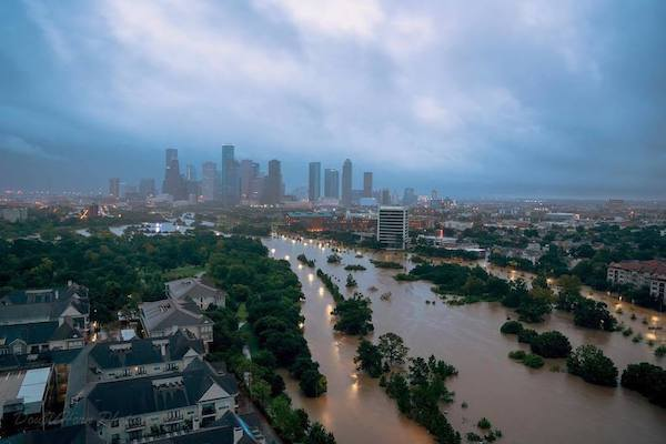 Hurricane Harvey - Live Updates From Houston 23