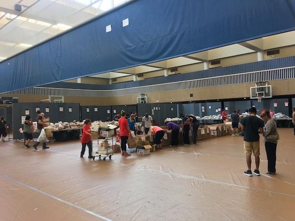Donations Hurricane Harvey Relief