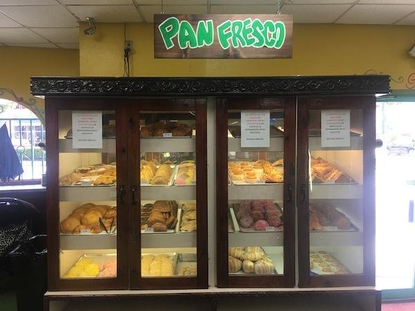 El Tiempo Mexican Bread