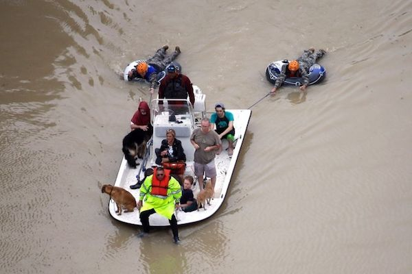 Hurricane Harvey - Live Updates From Houston 18