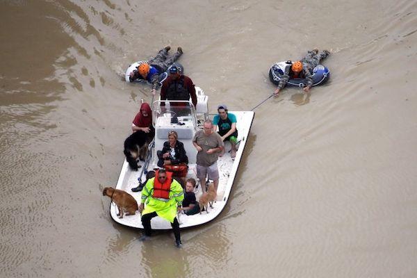 Hurricane Harvey - Live Updates From Houston 18