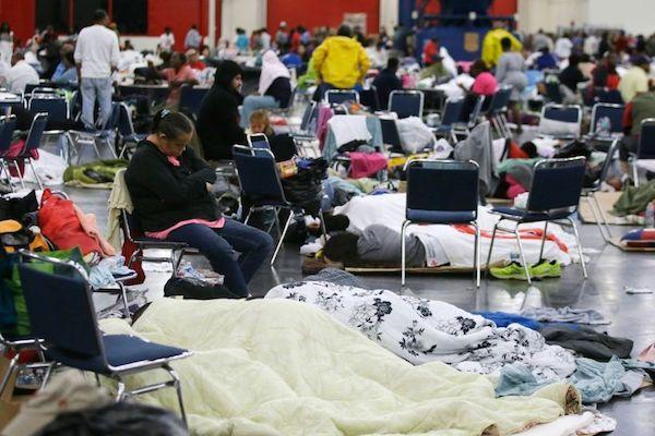 Hurricane Harvey - Live Updates From Houston 14
