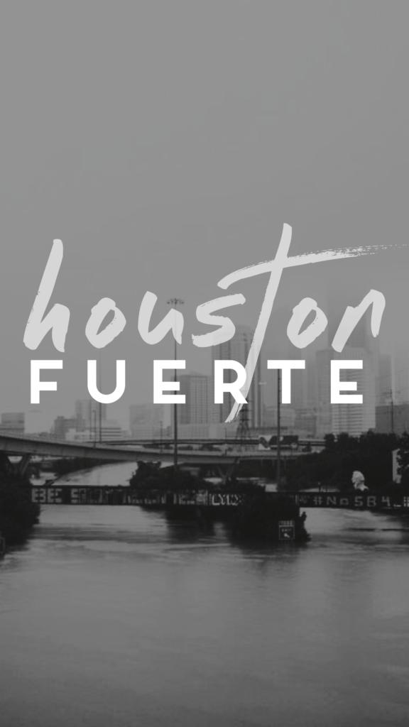 Love And Tacos Hurricane Harvey Inpirational Wallpaper--Houston Fuerte
